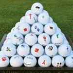 golf ball stencils