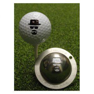 golf ball incognito man stencil